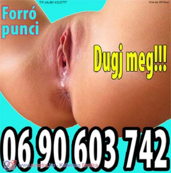 Téged akarlak! 06-90-603-742
