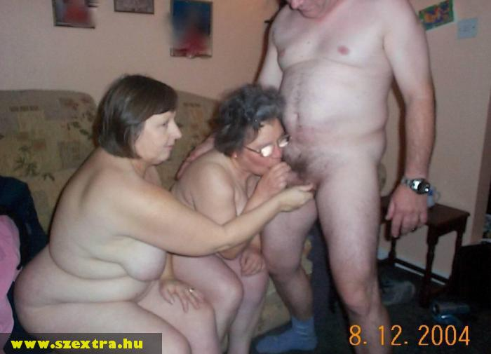 Ilonka, Erzsi, Sanyi grupen sex