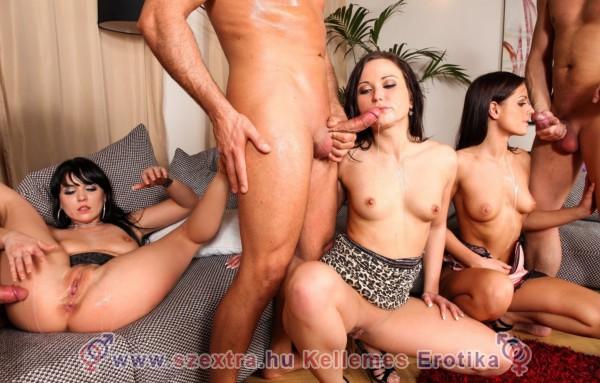 Szex csoport