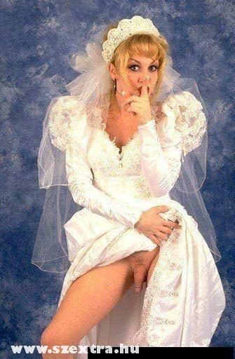 Állj banda ! Pöcse van a menyasszonynak...