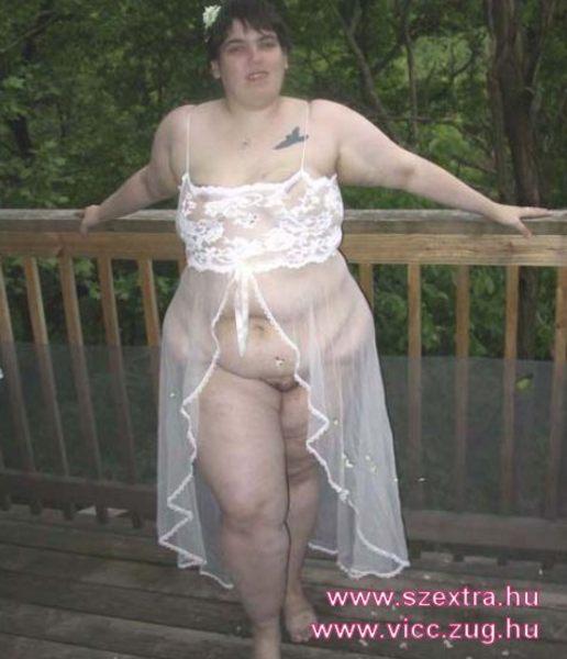 Boldog menyasszony :D
