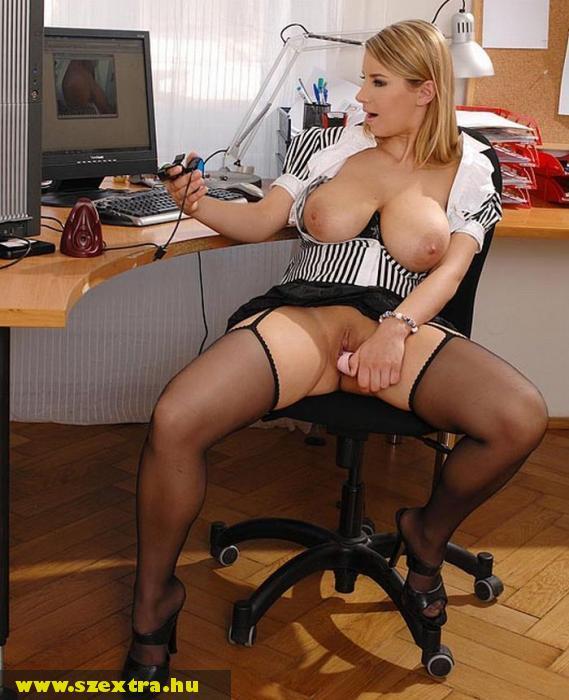 Katarina és a webcam maszti