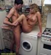 Szex a mosógépen