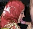 Arab punci orálszexel